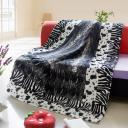 Onitiva - Happy Dream Patchwork Throw Blanket (86.6 by 63 inches)