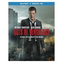 Acts of vengeance (blu ray) (ws/eng/span sub/eng sdh/5.1 dts-hd) BR53094