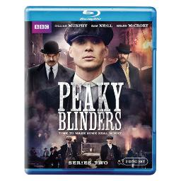 Peaky blinders-season 2 (blu-ray/2 disc) BRE577384