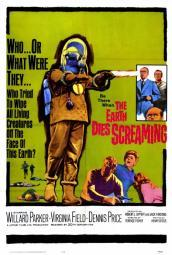 The Earth Dies Screaming Movie Poster Print (27 x 40) MOVEF2318