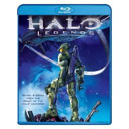 Halo legends (blu ray) (ws/1.78:1) BRSF18025
