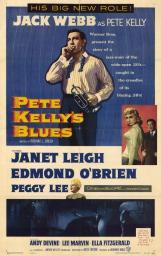 Pete Kelly's Blues Movie Poster Print (27 x 40) MOVEG2758