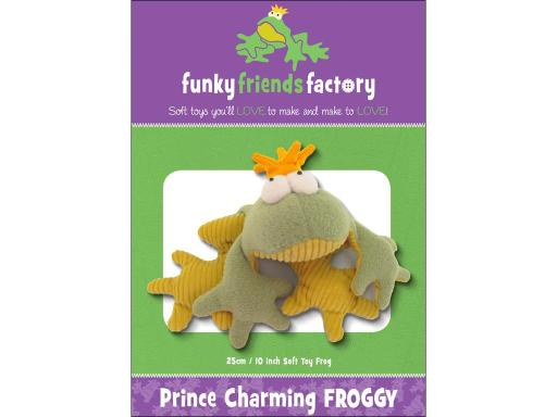 Fff50405 funky friends factory prince charming froggy ptrn