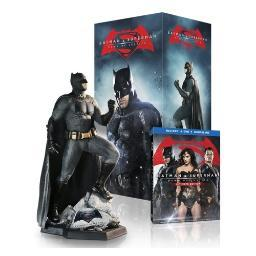 Batman v superman-dawn of justice (blu-ray/uv/ult ed/batman figurine) BR697577