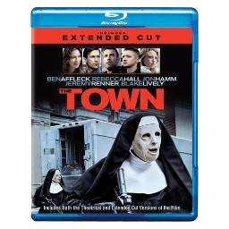 Town (blu-ray/re-pkgd) BR585737