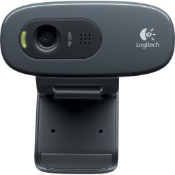 Logitech - computer accessories 960-000694 logitech webcam c270