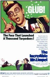 The Incredible Mr Limpet Movie Poster (11 x 17) MOV170548