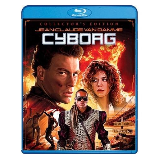Cyborg (blu ray/collectors edition) (ws) UWLC5FEU9KI3KIVD