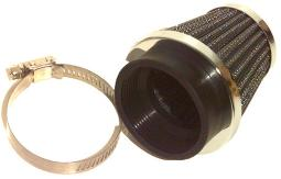 Emgo 12-55754 54mm Clamp-On Air Filter 12-55754