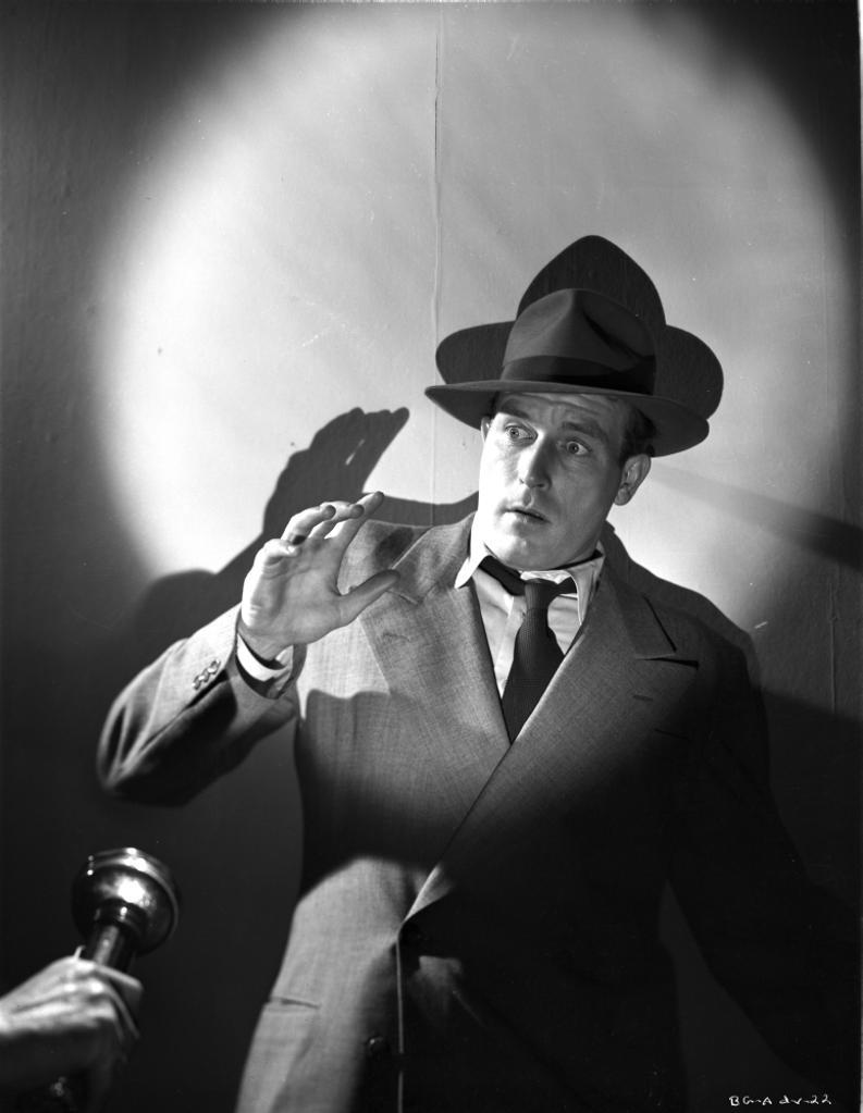 A Publicity Still Of Lawrence Tierney Photo Print