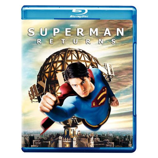 Superman returns (blu-ray/truehd audio) 6OC9F1OSL1LSQEKQ