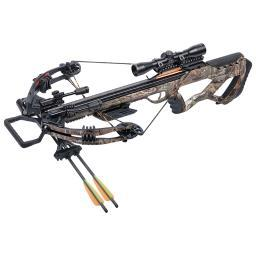 Center point  center point tormentor whisper 380 all weather composite stock compound crossbow