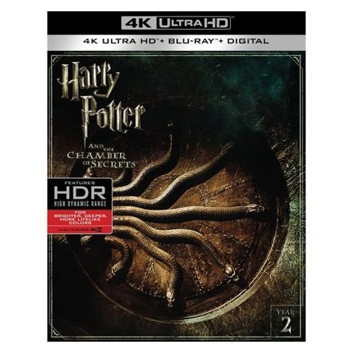 Harry potter & the chamber of secrets (blu-ray/4k-uhd/digital hd) 7SJPODHLE17TM08L