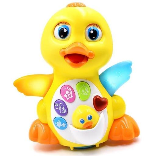 AZ Import PS80 Baby Musical Duck Toys for Intelligence Training & Toddlers 34F9AC6278D407AC