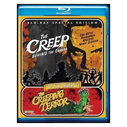 Creep behind the camera (blu ray) (eng w/eng sdh/ws/1.66:1 dts-hd) BRSFD0174