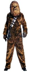 Chewbacca Adult Dlx Costume RU56107
