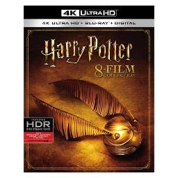 Harry potter collection (blu-ray/4k-uhd/digital hd/8 movies) BR693256
