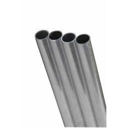 K & S Engineering 1108 Round Aluminum .014 Wall Tube 3/32 X 36In