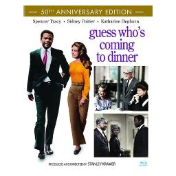 Guess whos coming to dinner (1967) (blu ray/anniversary edition) (dd5.1/ws) BR49306