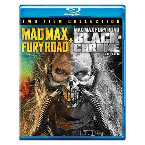 Mad max-fury road/fury road-black & chrome (blu-ray/dbfe) NGC5FNSVHBIOYZSW
