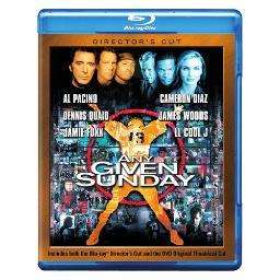 Any given sunday-15th anniversary (blu-ray) BR489818
