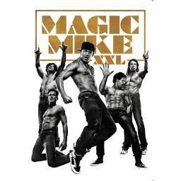 MAGIC MIKE XXL (DVD) 883929455164