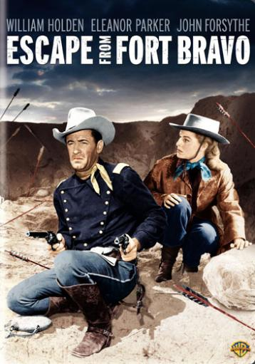 Escape from fort bravo (dvd) JALN8IVB9IMYOCUO