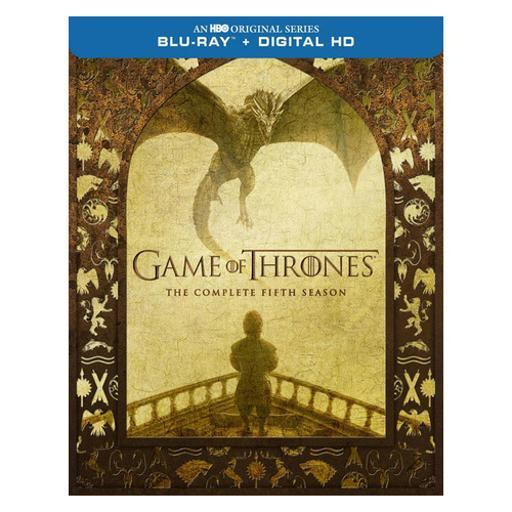 Game of thrones-complete 5th season (blu-ray/digital hd/4 disc) 1288552