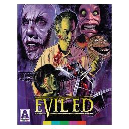 Evil ed-limited edition (blu-ray/dvd/2 disc) out of print     nla BRAV092