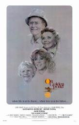 On Golden Pond Movie Poster (11 x 17) MOVED2861