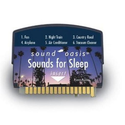 SC-250-04 Sound Oasis Sound Card - Sounds for Sleep