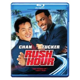 Rush hour (blu-ray/ws-16x9) BRN088319