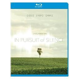 In pursuit of silence (blu ray) (1.78:1/w/eng dts 5.1) BRCG000164