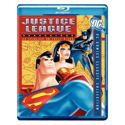 Justice league of america-season 1 (blu-ray/3 disc) BR37476
