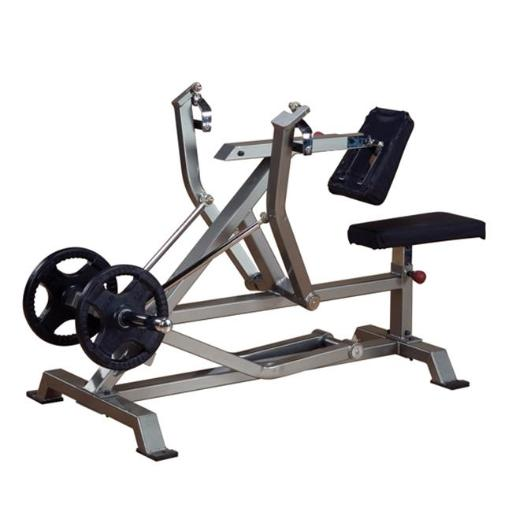 Body Solid LVSR Leverage Seated Row Exercise Machine