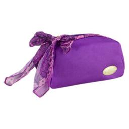 Summer Bliss Cosmetic Pouch, Purple