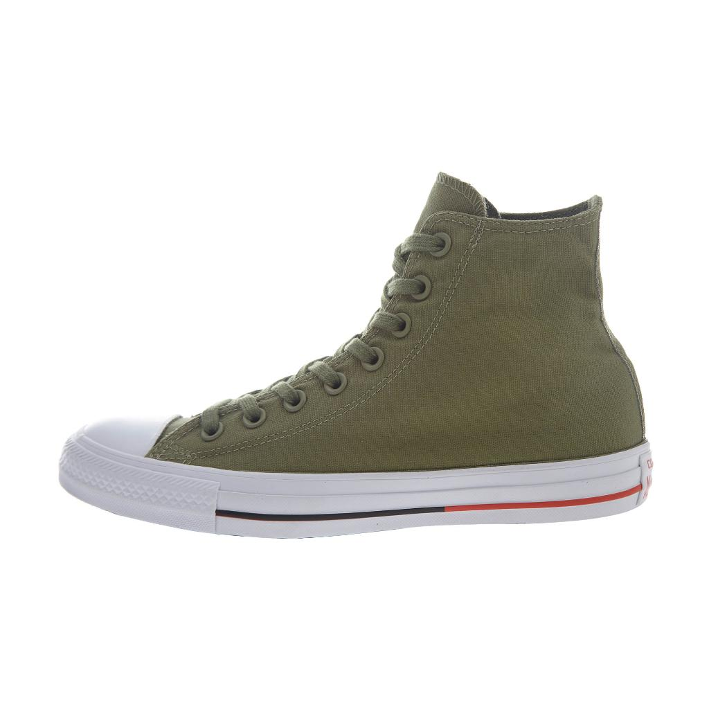 Converse  Chuck Taylor All Star Shield High-top  Unisex Style : 153795f-Fatigue Gree