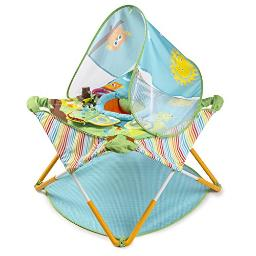 Summer infant 13410 pop n jump w/ canopy