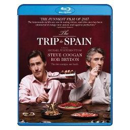 Trip to spain (blu ray) ws/1.78:1) BRSF18223