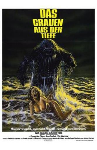 Humanoids from the Deep Movie Poster (11 x 17) 755148