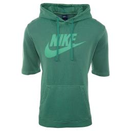 Nike Sportswear Washed Short Sleeve Hooded Pullover Mens Style : 886483
