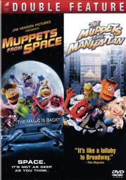 Muppets from space/muppets take manhattan (dvd/2 disc) D16837D