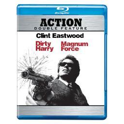 Dirty harry/magnum force (blu-ray/ws-16x9/dbfe) BR118295