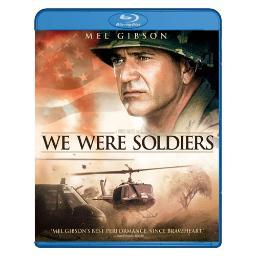 We were soldiers (blu ray) (ws/5.1 dol/5.1 surr/eng) BR59160104