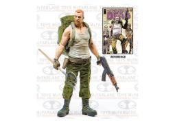Mcf-the walking dead comic series 4 abraham ford (5 inch figure)-nla 14581-6