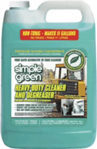 Simple Green 2310000418203 Heavy Duty Pressure Washer Cleaner, 128 Oz