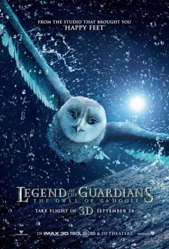 The Legend of the Guardians The Owls of Ga'Hoole Movie Poster (11 x 17) 9ZHZBEUPX8FDXCKP