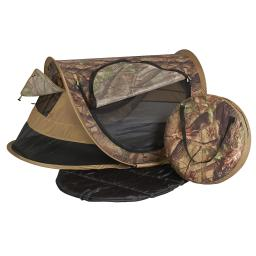 Kidco p4013 camo kidco peapod plus travel bed camo 52.5 x 34 x 22