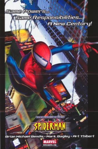 Ultimate Spiderman Movie Poster Print (27 x 40) QSKQ5TYSMOL2KUNW