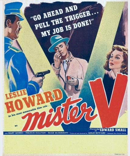 Pimpernel' Smith Center: Leslie Howard Right: Francis Sullivan On Window Card 1941. Movie Poster Masterprint 7YE8UXAEYHAQBOBE